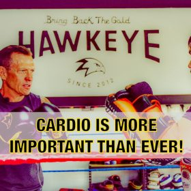 Cardio Training supports a healthy heart.
