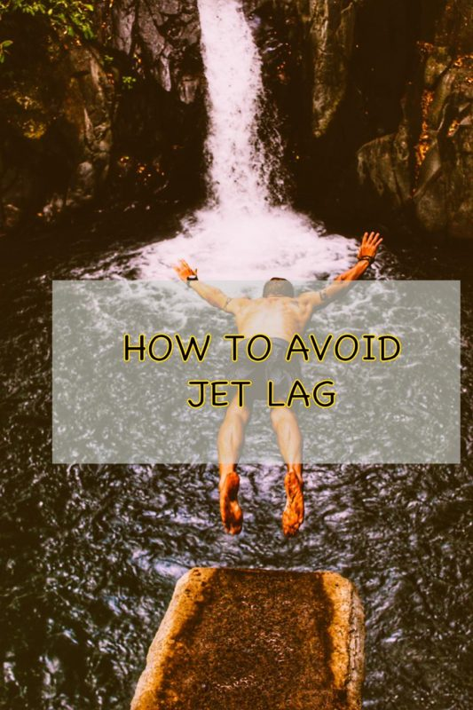 Avoiding jetlag with these techniques