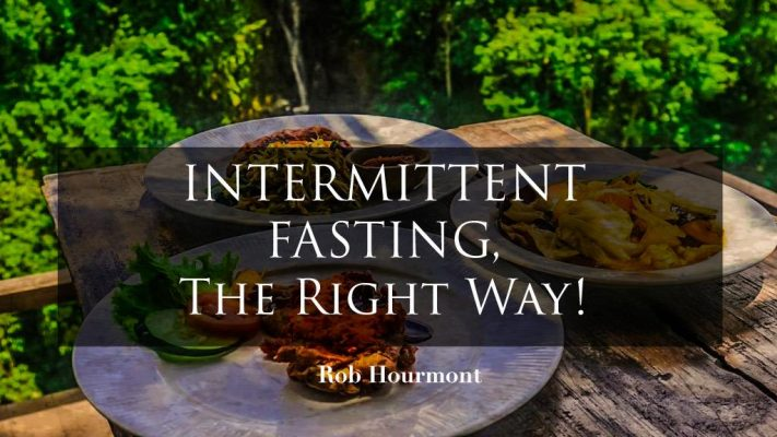Intermittent Fastin food