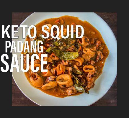 keto sauteed squid