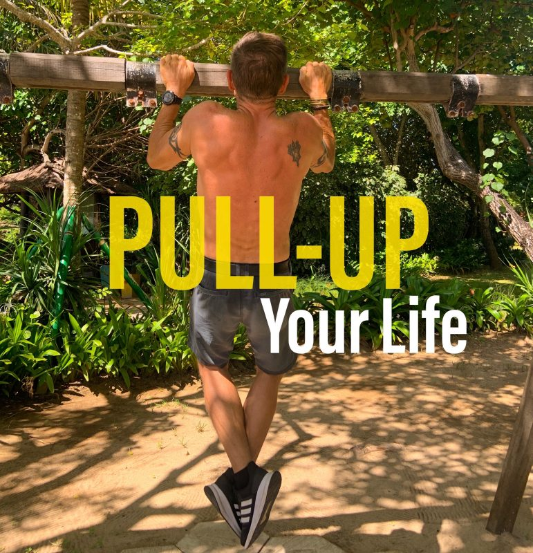 pull-ups in the trees