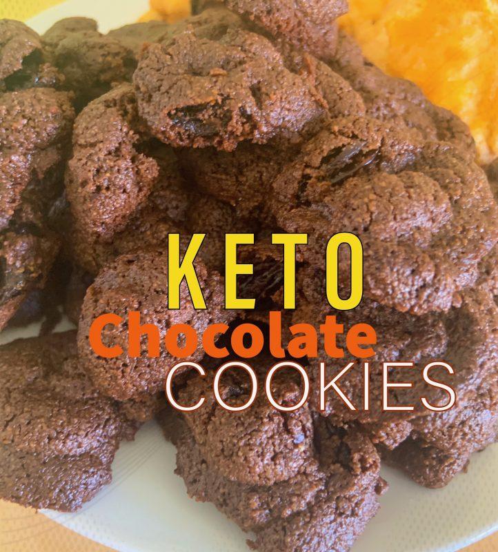 keto chocolate cookies